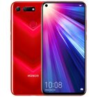 Huawei Honor V20, 6.4 inch 8GB+128GB China Version, Dual AI Back Cameras, Fingerprint Identification Support Google Play(Red)